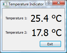Ethernet to Analog read - Network Driven Temperature Read by